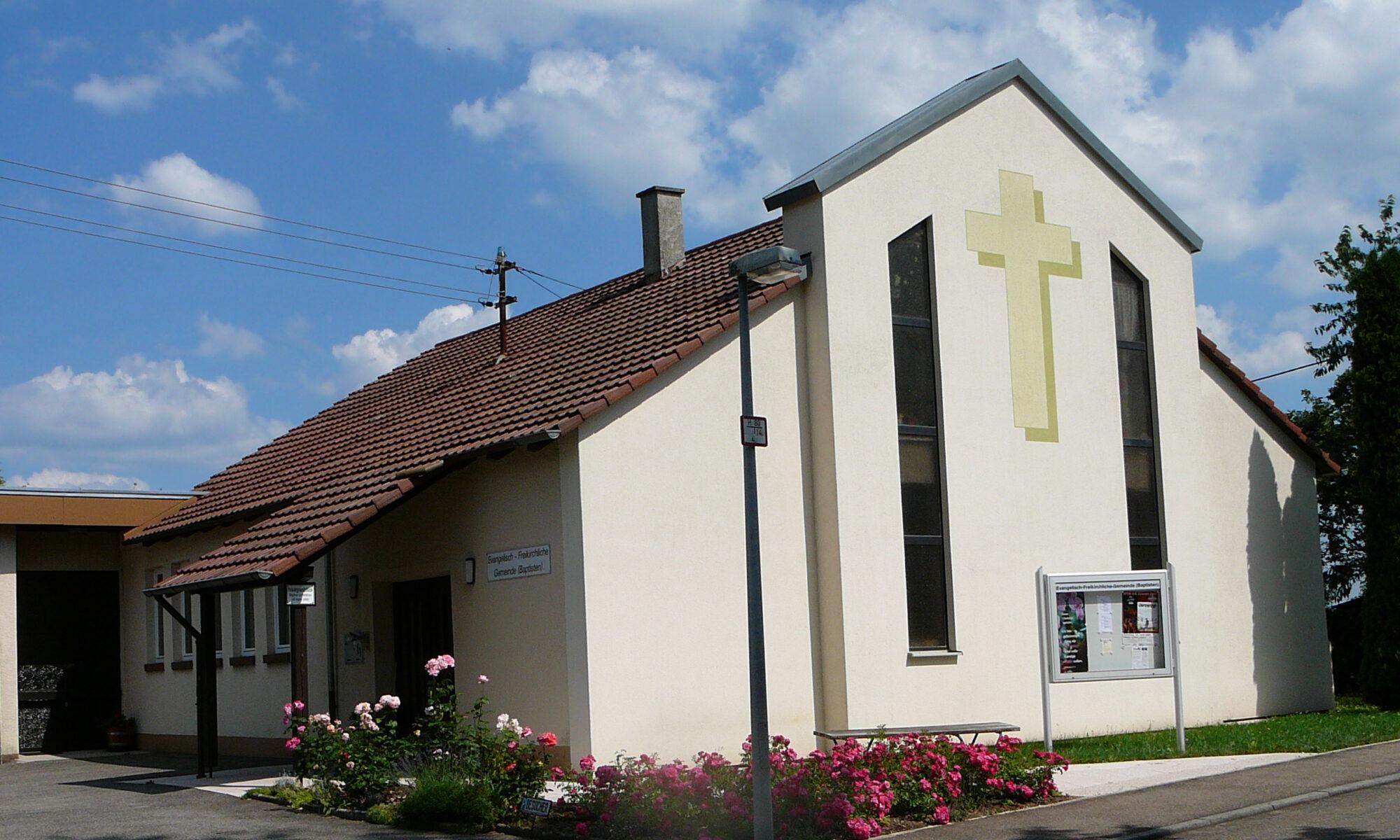Evangelisch-Freikirchliche Gemeinde Brackenheim